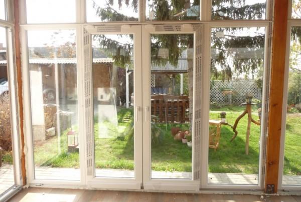 Schiebe-Kipp-Tür